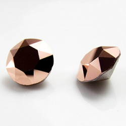 Cabochon rond 1088 SS39 Xirius 8mm Rose Gold (x1)