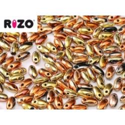 Perles Rizo® California Gold Rush 2,5X6mm (X10gr)