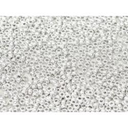 R8-0131/27000 Rocailles 8/0 Crystal Labrador Full 55006 (x10gr)