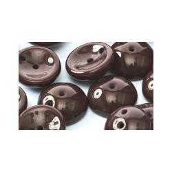 Perles Piggy Chocolat 4X8mm (xenviron50)