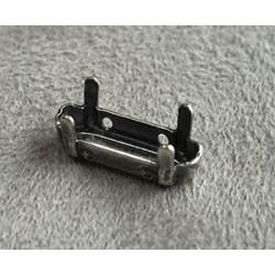 Sertissure Vieil Argent pour 4161 21X7 mm (X1)