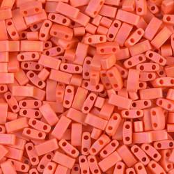 TLH0406Fr Tila 1/2 Cut Mat Opaque Orange Ab (X5gr)