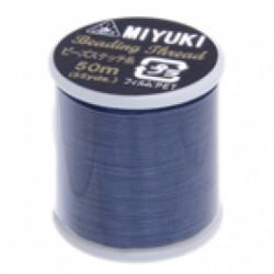 Fil Miyuki 0.25 Dk Blue 17 (X50m)