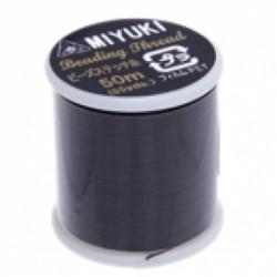 Fil Miyuki 0.25 Brown 6 (X50m)