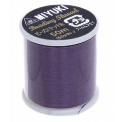 Fil Miyuki 0.25 Purple 9 (X50m)