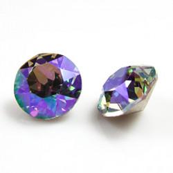 Cabochon rond 1088 SS39 Xirius 8mm Crystal Paradise Shine (x1)