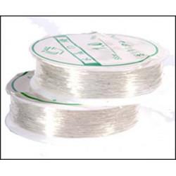 Bobine 10m fil élastique 0.5mm(X1)