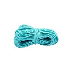 Fil élastique 1mm Turquoise le mètre (X1)
