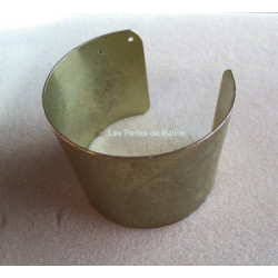 Bracelet Jonc Bronze métal 50mm (X1)