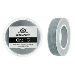 Fil One-G Toho Gray 0,45mmX250m (X1)