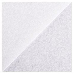 Renfort en polyester pour Brodés 25X25cm (X1)
