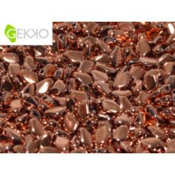 GEKKO 3 X 5 MM CRISTAL CAPRI GOLD FULL (X5gr)