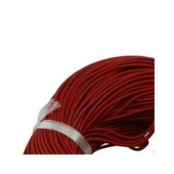 Cuir Rouge 1,5mm(X1m)