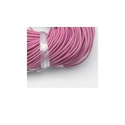 Cuir Rose 1,5mm (X1m)