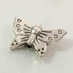 Breloque Papillon 17x12mm (x1)