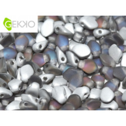 GEKKO 3 X 5 MM CRYSTAL VOLCANO MATTED (X5gr)