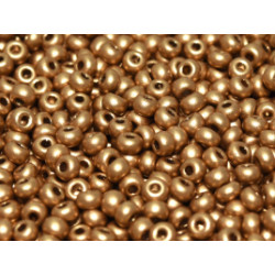 R8-01710 Rocailles 8/0 Aztec Gold (x10gr)