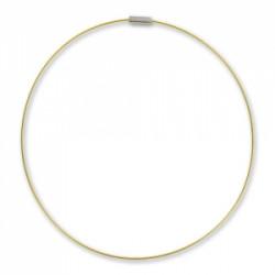 Tour de cou cable Olive 40cm (x1)