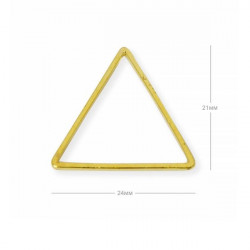 Support Triangle Or 24mm (x1)