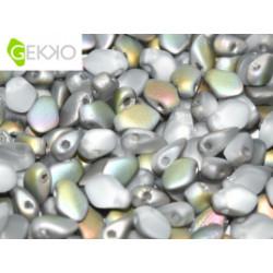 GEKKO 3 X 5 MM CRISTAL VITRAIL MATTED (X5gr)