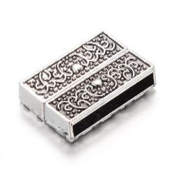 Fermoir Magnétique Doré 33X22X8mm (x1)