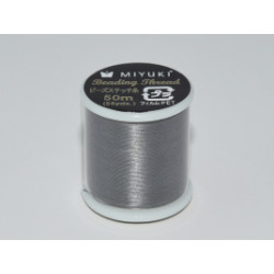 Fil Miyuki 0.25 Grey 21 (X50m)