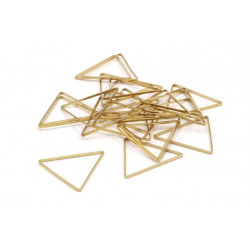 Support Triangle Laiton 24X0.6X0.9mm (x1)