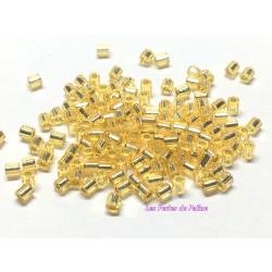 Perles Miyuki Hexagone 11/0 2cut 3 (X10gr)