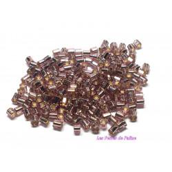 Perles Miyuki Hexagone 11/0 2cut 12 (X10gr)