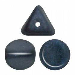 Perles Ilos® par Puca® 5x7mm Metallic Mat Dark Blue (x5gr)