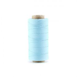Cordon Polyester Bleu Clair 0.5mm (X1m)
