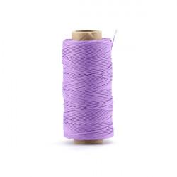 Cordon Polyester Violet 0.5mm (X1m)