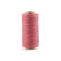 Cordon Polyester Vieux rose Foncé 0.5mm (X1m)