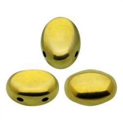 Perles Samos® par Puca® 5x7mm Full Dorado (x5gr)