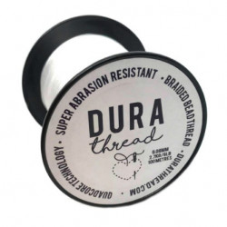 Fil DuraThread 6LB Blanc (X50m)