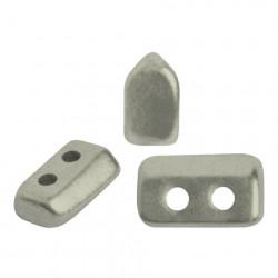 Perles Piros ® par Puca® Metallic Mat Beige (X5gr)