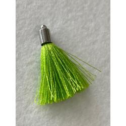 Pompon Soie Chartreuse 40mm 4514 (X1)