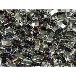 TLH4554 Tila 1/2 Crystal Héliotrope (X5gr)