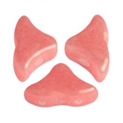 Perles Hélios® Par Puca® 5X7mm Opaque Indian Peach (x5gr)