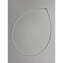 Torque argent 925e 45cm (X1)
