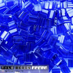 TL-0151 Tilas Bead 5mm Cobalt (x 5gr)