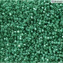 DB2506 Delicas 11/0 Duracoat Galvanized Dk Aqua Green (x 5gr)