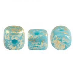Perles Minos® Par Puca® Opaque Aqua Splash (x5gr)