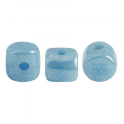 Perles Minos® Par Puca® Opaque Aqua Luster (x5gr)