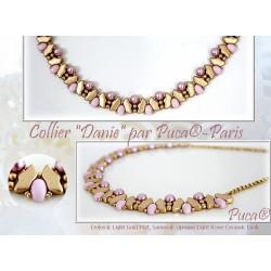 Kit Collier Danie OR par Puca®
