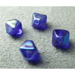 Pyramide 6mm Cobalt AB (x20)