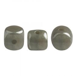 Perles Minos® Par Puca® Opaque Dark Grey Luster (x5gr)