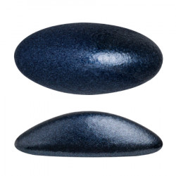 ATHOS PAR PUCA® CABOCHON OVAL 20X10 MM - METALLIC MAT DARK BLUE (X1)