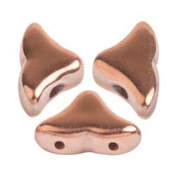 Perles Hélios® par Puca® 5x7mm Full Capri Gold (x5gr)