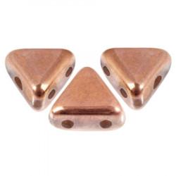 Perles khéops® par Puca® Full Capri Gold 6X3mm (X5gr)